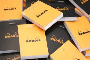 75周年限定モデル【RHODIA】ブロックロディア No.10 「nanopad - ナノパッド」【文房具/文具/デ...