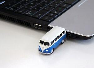 【autodrive】オートドライブ ワーゲンバス USBフラッシュメモリー 8GB 【パソコン/記録/デ...
