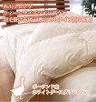 西川リビング クィーンサイズ ツインダウン羽毛掛け布団(2枚合わせタイプ)【interior送料無料】