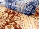 西川毛布シングル アクリル合わせ毛布 日本製 毛布厚手 西川