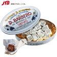 【イタリア お土産】D.BARBERO (バルベロ)|バルベロ 缶入りトリュフチョコ|チョコレート【お土産 お菓子 おみやげ イタリア 海外 みやげ】イタリア 菓子