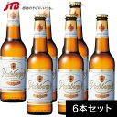 【ドイツ お土産】ラーデベルガー ピルスナービール6本セット|ビール ヨーロッパ お酒 ドイツ土産 おみやげ