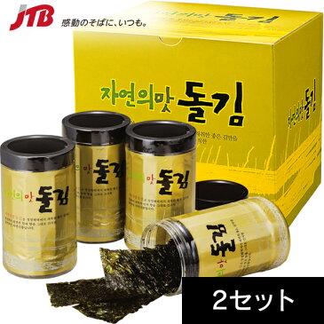 【韓国 お土産】韓国のり4個セット2セット(8個)セット|のり アジア 食品 韓国土産 おみやげ
