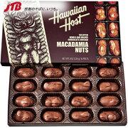 ハワイアンホースト マカダミアナッツチョコ ティキボックス チョコレート ハワイアン おみやげ