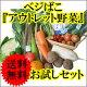 有機野菜や特別栽培野菜などの安心安全なお野菜のお得な野菜BOX『ベ...