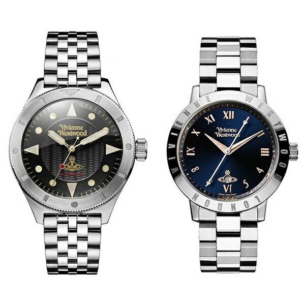 腕時計, ペアウォッチ  vivienne westwood VV160BKSLVV152NVSL
