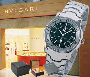 【BVLGARI】【ブルガリ】【腕時計】【ソロテンポ】【ST29BSSD】【ブラック】【レディース】【送...