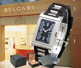 BVLGARI ブルガリ 腕時計 レッタンゴロ ラバーブレス RT39BSV レディース【smtb-k】【w3】【楽ギフ包裝】【RCP】【SS05P02dec12】【マラソン201307】