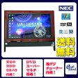 NEC デスクトップパソコン Windows7 中古パソコン デスクトップ 一体型 本体 Kingsoft Office付き Celeron DVD 地デジ/BS/CS 4GB/1TB VN370/H レッド 送料無料 【中古】