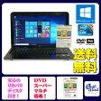 NEC 中古パソコン デスクトップ 一体型 本体 Windows7 デスクトップパソコン Kingsoft Office付き Core 2 Duo DVD 4GB/500GB VN550/V ブラック 送料無料 【中古】