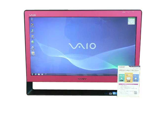 パソコン, デスクトップPC  Windows7 SONY Core i5 BSCS 4GB1TB