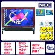 NEC VN770/C Core i5 460M 2.53GHz 地上デジタル(3波地デジ) ブルーレイ(BD) 無線LAN 20型ワイド メモリ4GB HDD1TB Office付属 Windows 7 中古デスク一体型パソコン レッド 【中古】