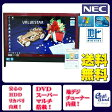NEC VN770/V Core 2 Duo E7600 3.06GHz 地上デジタル(地デジ) ブルーレイ(BD) フルHD 無線LAN 21.5型ワイドFullHD メモリ4GB HDD1TB Office付属 Windows 7 中古デスク一体型パソコン レッド 【中古】
