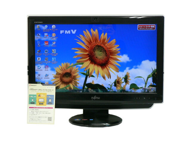 パソコン, デスクトップPC  EH30DT Windows7 Athlon DVD 4GB500GB