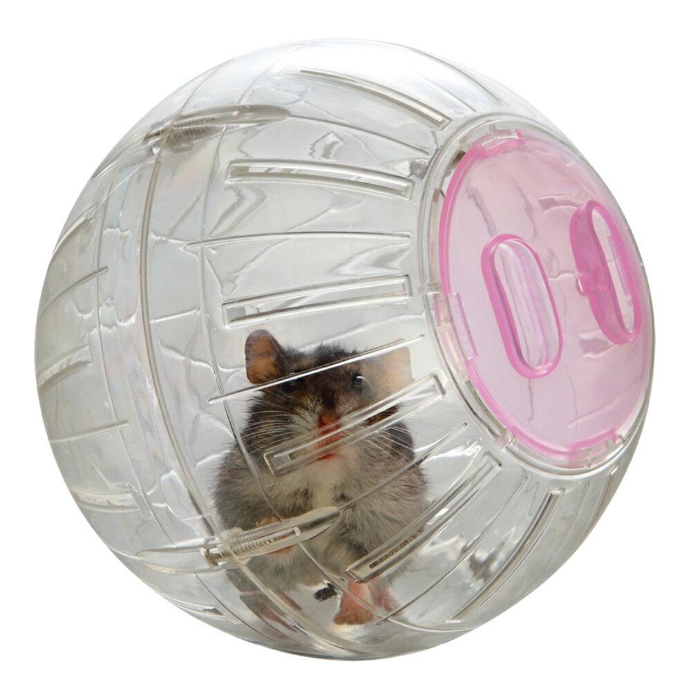 [マルカン]ジャンガリアン等の小型ハムスター用ハムちゃんのプレイボール(Sサイズ)