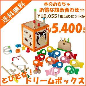 おもちゃ インター おしゃれ プレゼント プレミアムギフトボックス ドリーム ボックス