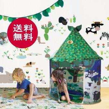 テント キッズテント ABCテント 子供テント 子供ハウス テントハウス 誕生日 クリスマスプレゼント おもちゃ お誕生日プレゼント ジャニックコアトjka1110 ABC TENT【送料無料】【あす楽対応】