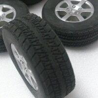 タイヤの形をした消しゴムTIREERASER4pieseset