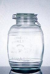 食材をおしゃれに保存できる♪ DULTON 『エアータイトジャー』 DF-1651 ガラス保存容器 / 保存...