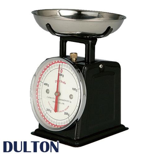 DULTON ダルトン 『 ダイエットスケール 』キッチンスケール クッキングスケール はかり 計り 量り 計量器 製菓道具 おしゃれ オシャレ お洒落 レトロ アンティーク調 かわいい 可愛い アメリカン インテリアとしても アナログ ミニ コンパクト 小さい 500gまで 0.5kgまで