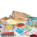 DULTON ダルトン 『 オールドホテルラベル 50枚セット Old hotel label…