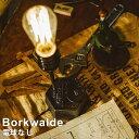 【電球別売り】 LED 電球対応 テーブルライト デスクライト 1灯式 照明 Borkwalde (ボルクヴァルデ)LT-1599 インダストリアル レトロ アンティーク 読書灯 スチール 裸電球