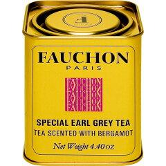 さわやかな柑橘系のベルガモットの香り■FAUCHON紅茶アールグレイ(缶入り)125g 【フォション...