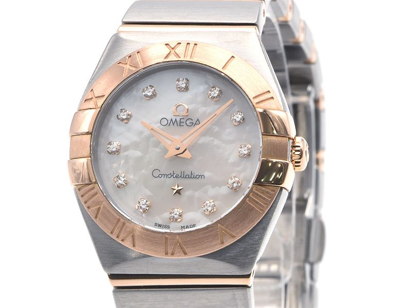 腕時計, レディース腕時計 3OK 123.20.24.60.55.001