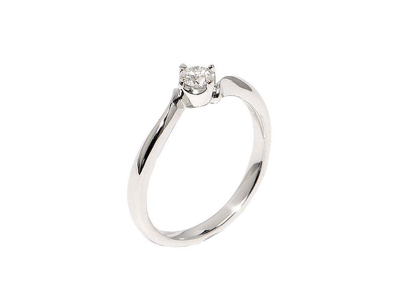 レディースジュエリー・アクセサリー, 指輪・リング OK 4 0.161ct 10 Pt950 1