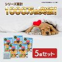【セット購入10%OFF】さよならダニーPET!5個セット日本製 あなたの大切なペットや家族のそばに!6カ月で販売実績10万個突破の大人気、ダニ捕りシート! あ
