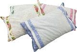 そば枕 カバー付き 30×45cm 色柄お任せ 日本製