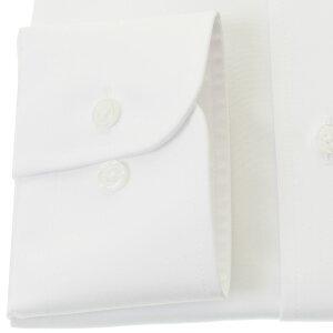 抗ウイルスワイシャツ形態安定長袖制菌抗菌防臭2020夏新作白ドビー無地セミワイドカラー標準体シャツハウスメンズドレスシャツMLLL3L