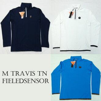 供供J林德伯格J.Lindeberg Men's M Jarvis TN Fieldsensor MD男性使用的茄克運動衫滑雪使用的midoruinna