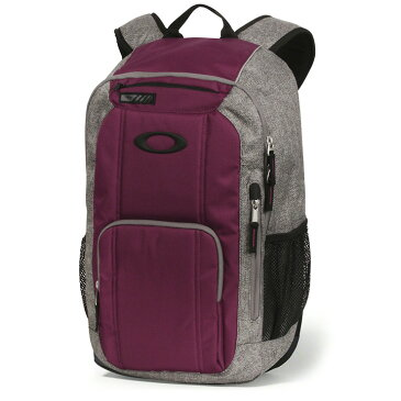 【USモデル】オークリーENDURO 22L プリント2.0 バックパック グレイ/レッド92964-23Q Backpack