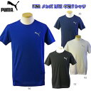 プーマ PUMA メンズ EVOSTRIPE LITEベーシック半袖Tシャツ 851911