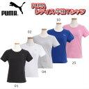 プーマ PUMA レディースエッセンシャル SS Tシャツ 593205