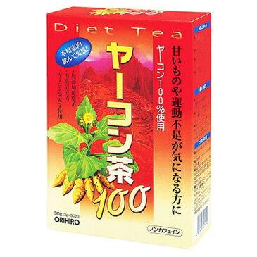 ヤーコン茶100 (3g×30包) [キャンセル・変更・返品不可]