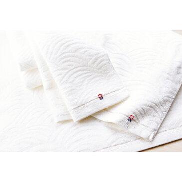 今治謹製 白織バスタオル1P (SR2539) [キャンセル・変更・返品不可]