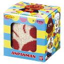 アンパンマン プチギフト タオルハンカチ レッド (AP-24051) [キャンセル・変更・返品不可]