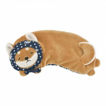 ねむねむアニマルズジャポンクール クールアイピロウ 柴犬のコタロウ 78571-44