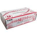 【ニトリル手袋 NEOライト パウダーフリー ホワイト Mサイズ 100枚入】[返品・交換・キャンセル不可]