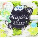 ソフィ KiyoraF パンティライナー フレッシュ グリーンの香り 72個入 [キャンセル・変更・返品不可]
