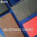 [Galaxy Note 9] Mustang Diary(マスタングダイアリー) [キャンセル・変更・返品不可]