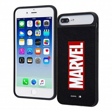 iPhone8Plus/7Plus/6sPlus/6Plus マーベル/ポップアップ/『マーベルロゴ』_1 [キャンセル・変更・返品不可]