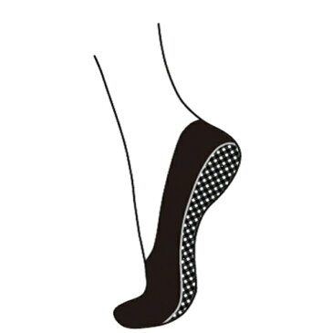 GUNZE(グンゼ) TUCHE(トゥシェ) フットカバー 履き口ストレッチテープ 足底メッシュ 綿混深履き [キャンセル・変更・返品不可]