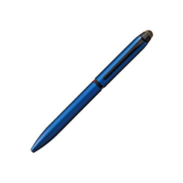 [三菱鉛筆] ジェットストリームスタイラス 3色ボールペン タッチペン 0.5mm ネイビー SXE3T18005P9 [キャンセル・変更・返品不可]