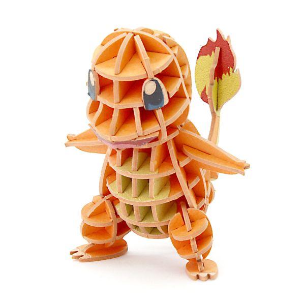 知育玩具・学習玩具, 知育パズル Paper Art si-gu-mi PLUS POKEMON NEW
