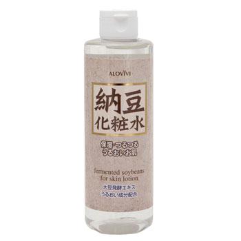 アロヴィヴィ 納豆化粧水 [キャンセル・変更・返品不可]