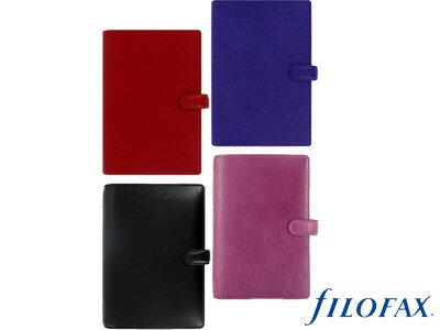 ファイロファックスFILOFAX/フィンスバリーFinsburyシステム手帳(バイブルサイズ/6穴リング径23mm)