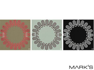 【ポイント10倍!!】マークス MARK'S / バイエヌ by/n リンク インデックス クリップ link index clip(BYN-CLP1)